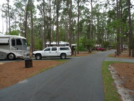 Disney's Fort Wilderness RV Park