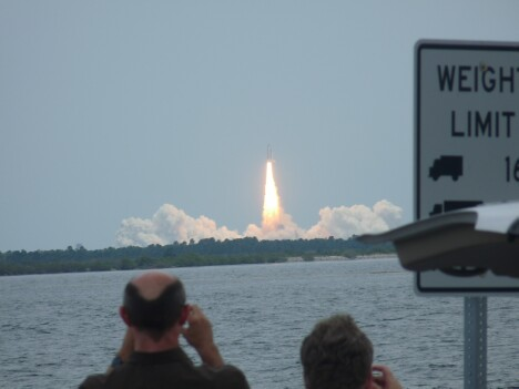 Shuttle Launch 2