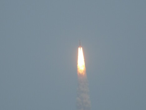 Shuttle Launch 3