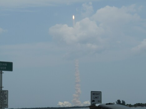 Shuttle Launch 3