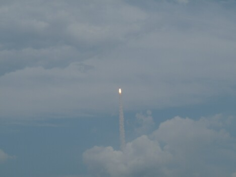 Shuttle Launch 5