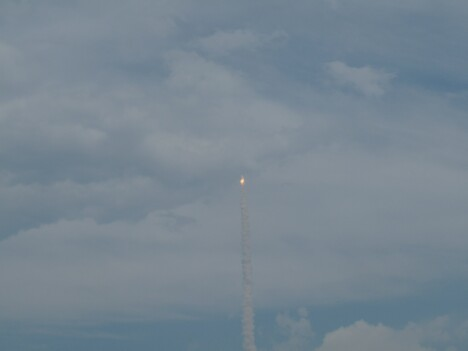 Shuttle Launch 6