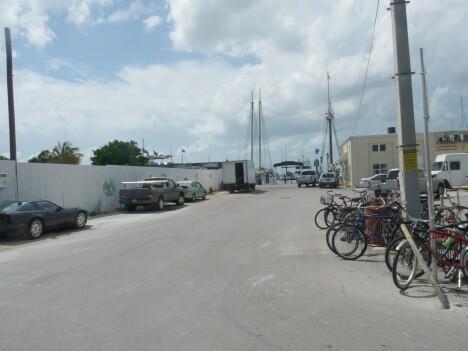 Key West Docks