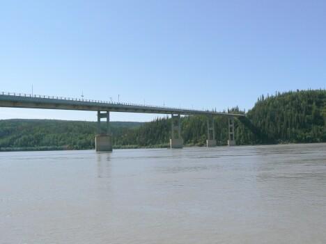 Yukon River Crossing