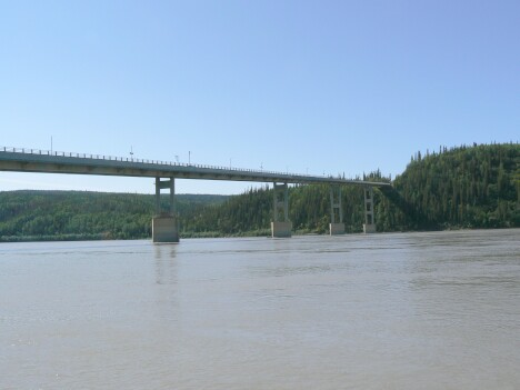 Yukon River Crossing