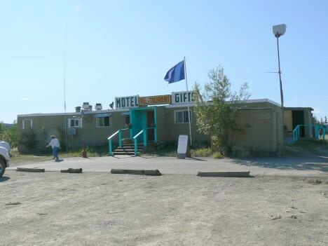 Yukon River Camp