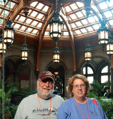 Jan And Greg At The Biltmore