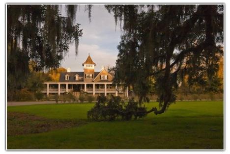 Magnolia Plantation House