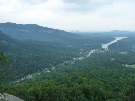 Chimney Rock View 1