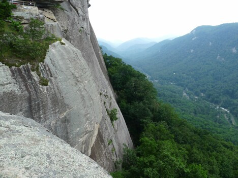 Chimney Rock View 2