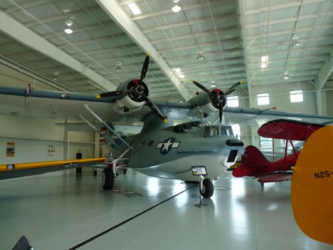 PBY Catalina Flying Boat