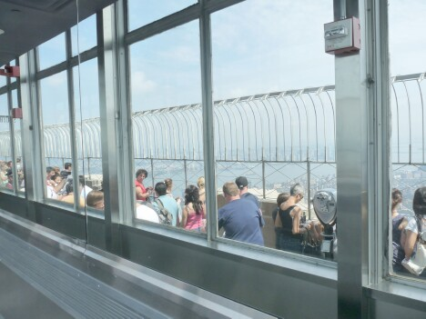 ESB Observation Deck