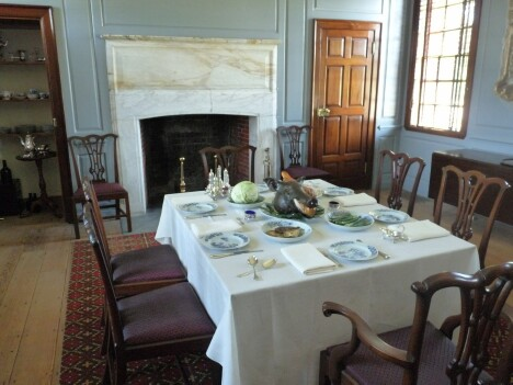 Peyton Reynolds Home Dining Table