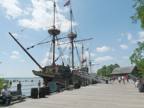 "The ""Susan Constant"""