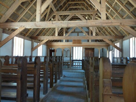 Jamestown Church