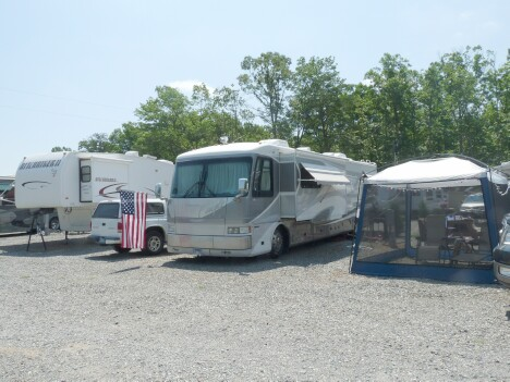 Small Country Campground