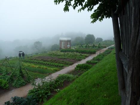 Monticello Gardens 1