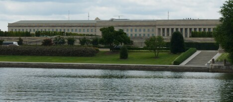 Pentagon from the Potomac