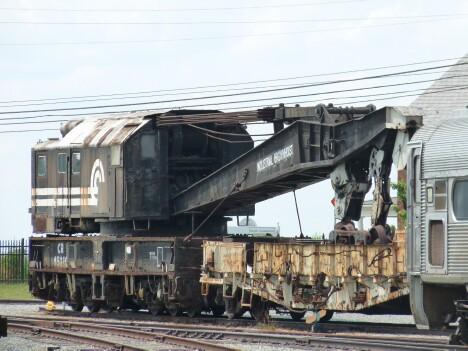 Rail Crane