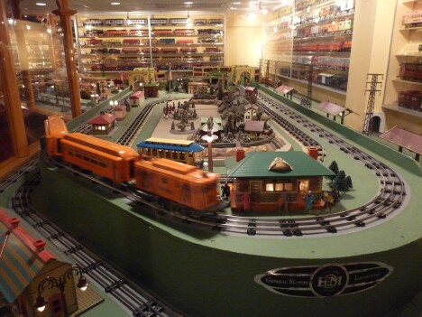 Toy Train Museum 1