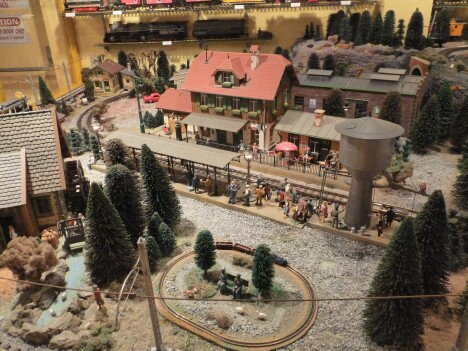 Toy Train Museum 3