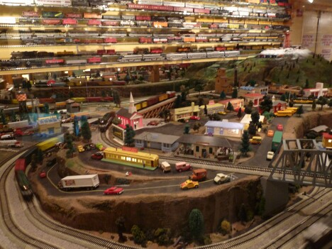 Toy Train Museum 4