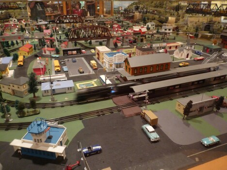 Toy Train Museum 5