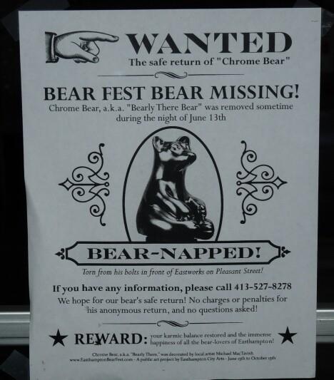 Bear-napped