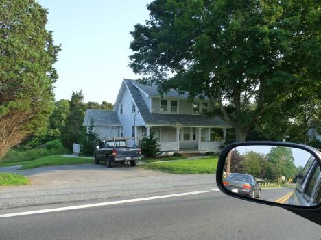 Falmouth House