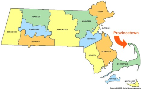 MA Map