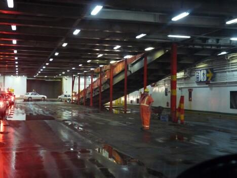 Ferry Loading 3