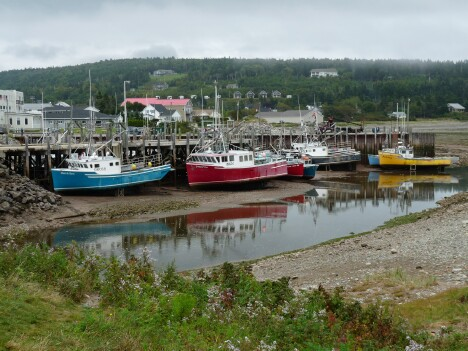 Fundy Boats