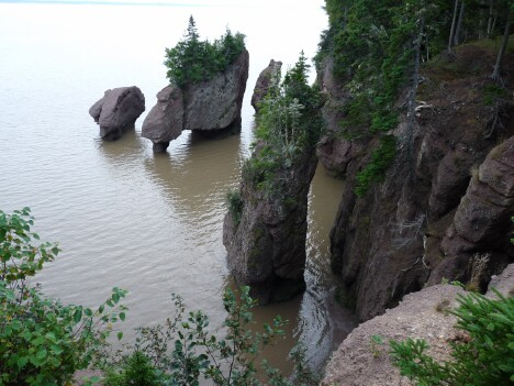 Hopewell Rocks High