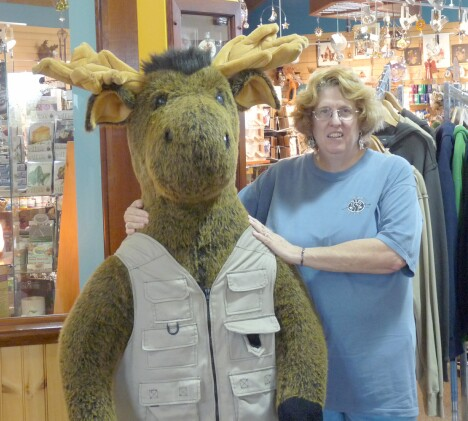 Jan And Moose