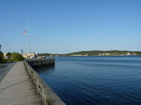 Louisbourg RV Docks 1