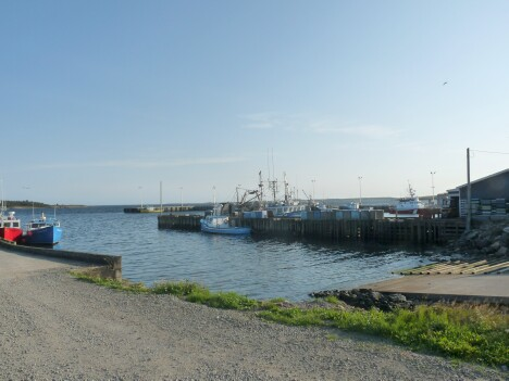 Louisbourg RV Docks 2