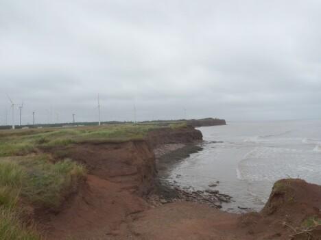 North Cape Cliffs