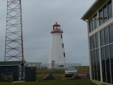 North Cape Lighthouse