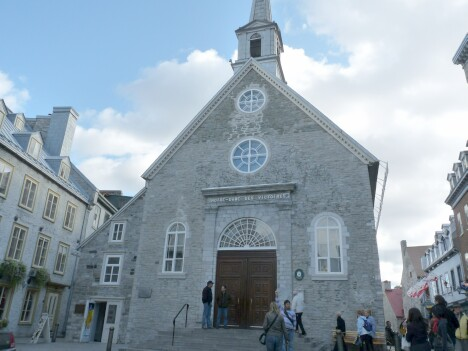 Quebec Church