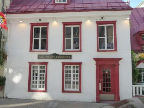 Quebec Oldest House