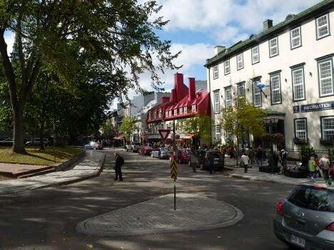 Quebec Tour 1