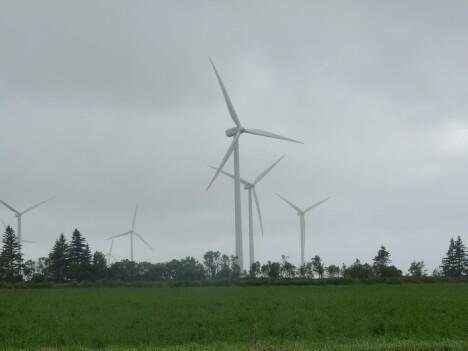 West Cape Wind Farm
