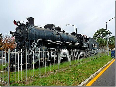 Pensacola Train