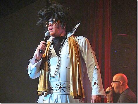 SIX Elvis