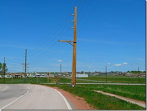 Timber Pole