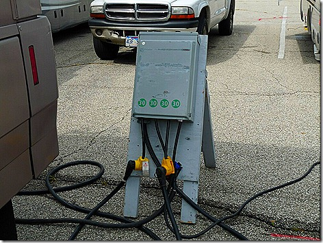 Aggreko Generator 3