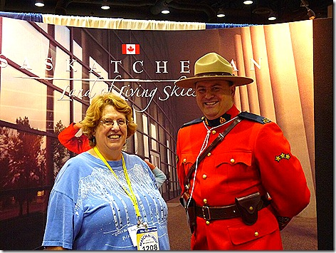 Jan & Mountie