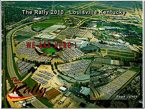 Rally Aerial Photo 3