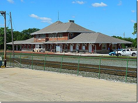 Elkhart Station
