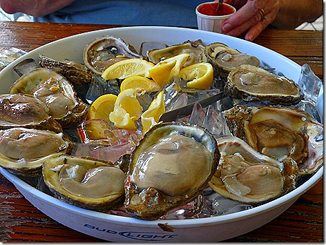 Kemah Oysters